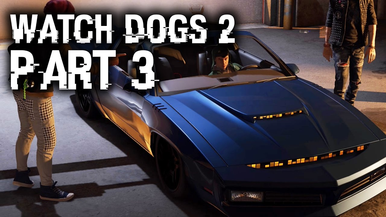 Watch Dogs  Car Dedsec