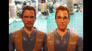 Repainting the Mattel 12