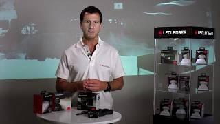 Ledlenser Headlamp MH8 - english