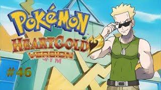 El teniente de la electricidad/Pokemon Heart Gold #46 Eeveeventuras #4