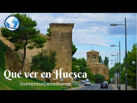 Qué ver en Huesca, Aragón