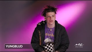 yungblud on Being Starstruck by Travis Barker