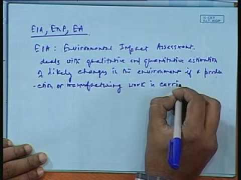 Lec-36 EIA,EMP&EA