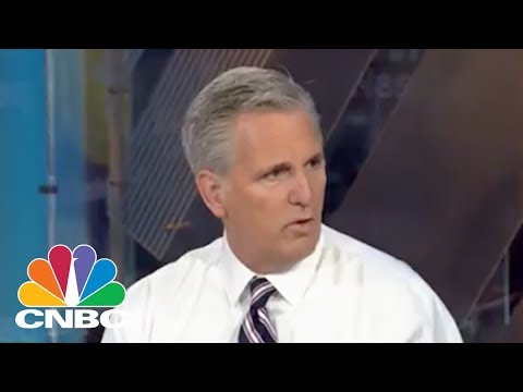 CNBC  With Rep. Kevin McCarthy On President Trump, Russia, And Tax Reform Full  CNBC
