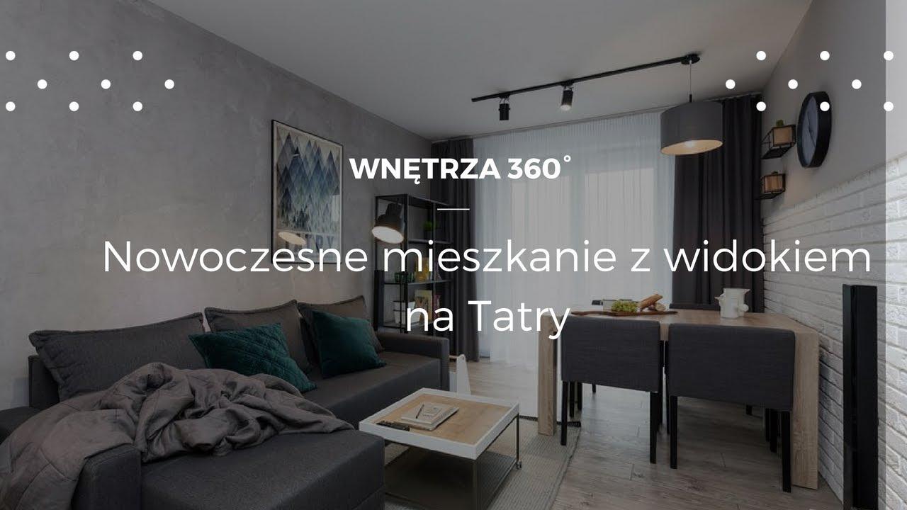 Mieszkanie z widokiem na Tatry #projektwnętrz #architekt