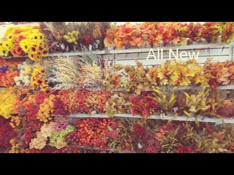 dollar tree fall harvest decor closeups store so pretty - Fall Harvest Decor