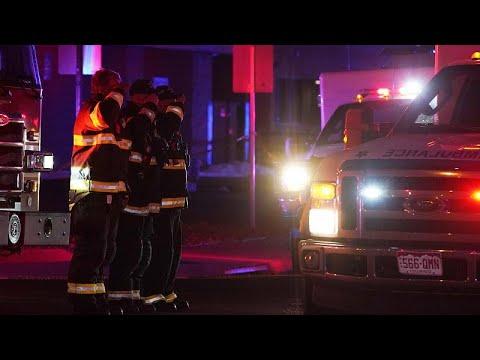 10 человек убиты в Колорадо