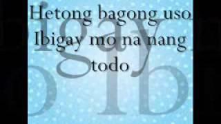 Sabay sabay tayo by Marian Rivera