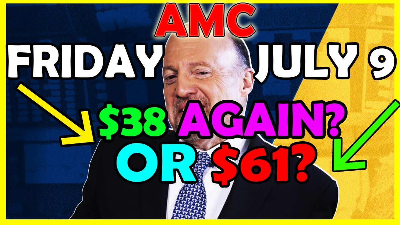 AMC stock under pressure again, fighting to hold $40 level