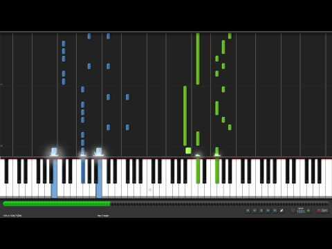 Caramelldansen (Speedycake Remix) Synthesia