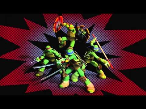 Test Chamber - Tenage Mutant Ninja Turtles: Danger Of The Ooze