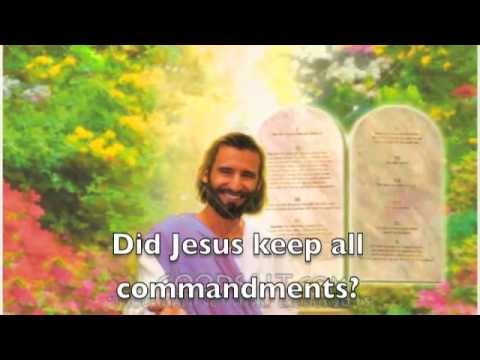 Jesus:Does He want you to keep the commandments?
