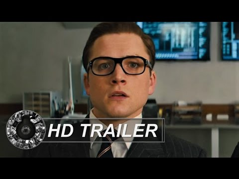 KINGSMAN: O CÍRCULO DOURADO | Trailer (2017) Legendado HD