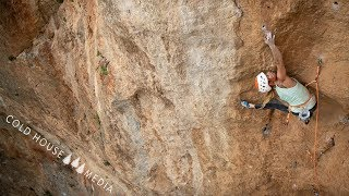 Climbing Doesn't Get Much Better Than This...Kyparissi, Greece || Cold House Media Vlog 91