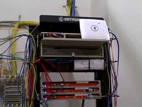 hqdefault network wiring closet router dsl line part1 youtube  at virtualis.co