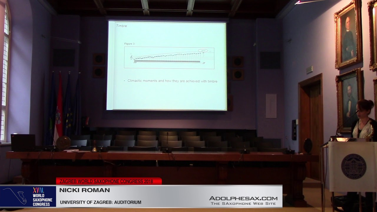 Lecture: A performance guide and analisys of Bruno Mantovani´s Bug for solo Bb Clarinet by Nicki Roman