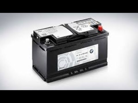Bmw Battery Registration Amp Coding 95ah Agm For 2012 X5 35i