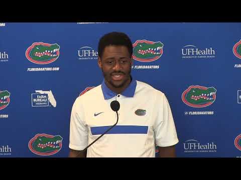 Gators WR Josh Hammond on Why the Offense is Better