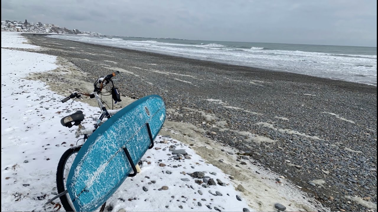 The Winter Surfing Experience
