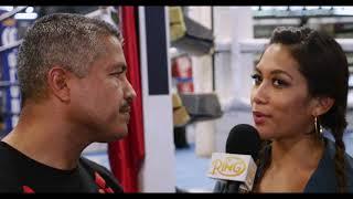 Robert Garcia: Mikey Garcia definitely wants to fight Lomachenko on Cinco de Mayo