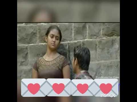 En kanmani unna kanama... Whatsapp status cut video songs