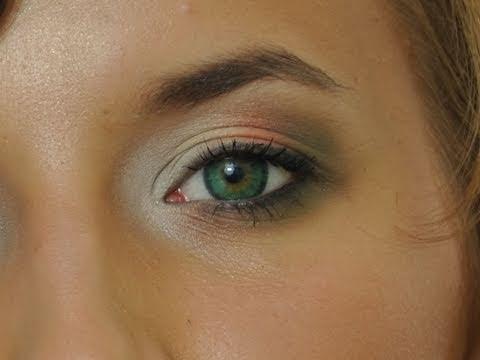 Makijaż Oczu Blisko Osadzonych Youtube