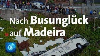 Madeira: Augenzeugen berichten nach Busunglück | Brennpunkt