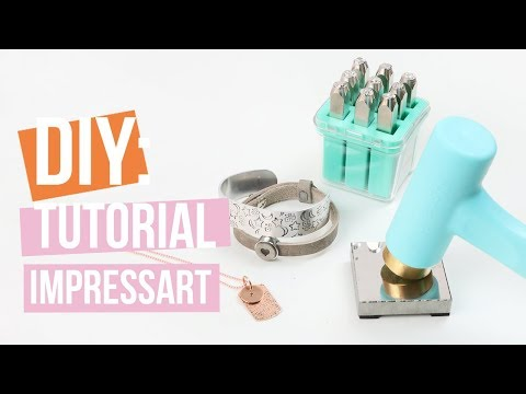 ImpressArt | Figuur stempels ♡ Tutorial