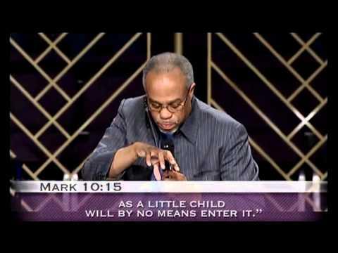 """""""Jesus' Keys To Raising Children"""" Sermon, Pastor John K. Jenkins Sr."""