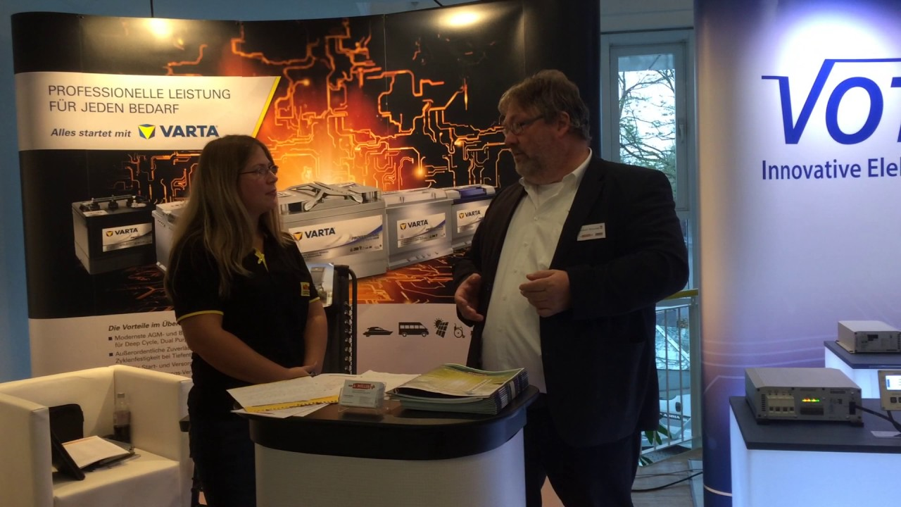 Lithium Batterien Interview mit Fa Müller Campingbatterien