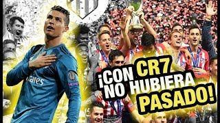 Así fue como El Atlético Humilló al Madrid - Análisis Táctico Real Madrid vs Atlético de Madrid 2-4