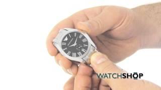 emporio armani men s valente watch ar0680