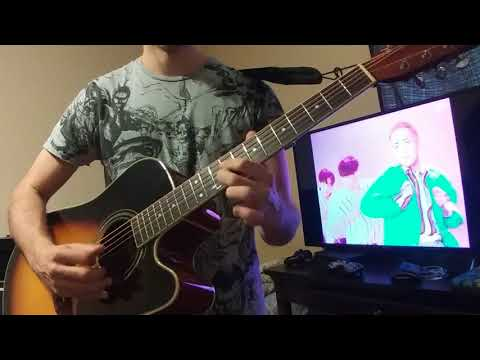 샤이니 (SHINee) - 'I Want You' w/ Acoustic Guitar Cover