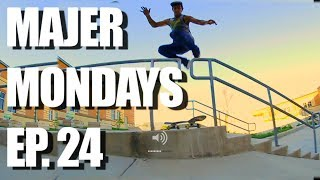 MAJER mondays Ep.24 - San Antonio throwaway