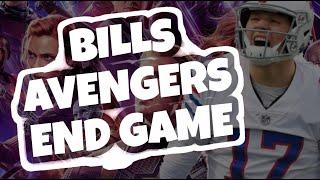 Buffalo Bills AVENGERS Endgame | Playoffs Edition