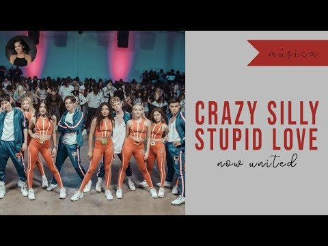 REAGINDO A CRAZY STUPID SILLY LOVE (NOW UNITED) | REAÇÃO | REACT | thumbnail