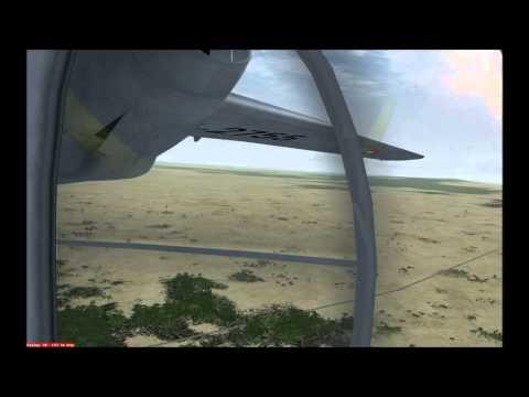 Antonov An-32 Takingoff