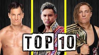 Top 10 Wrestlers Of The Week (16 Feb)