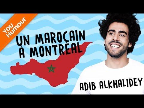 ADIB ALKHALIDEY - Un marocain à Montréal