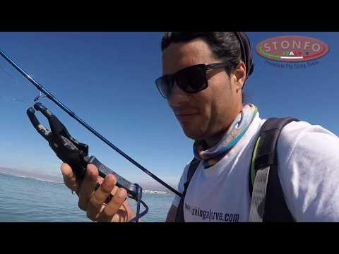 Fly Fishing Algarve Greater Weever VENOM!