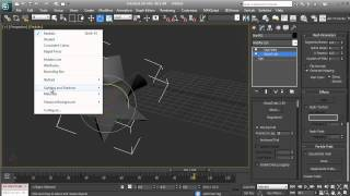 3ds max : GhostTrails Basic
