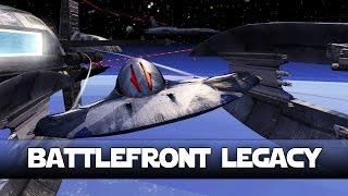 Battlefront 3 Legacy - Ground To Space Combat! (Battlefront 2 Mod)