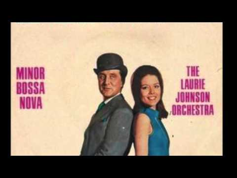 THE AVENGERS THEME Laurie Johnson Orchestra from the TV Series Starring Diana Rigg and Patrick Macne