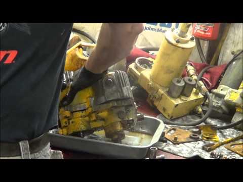 Cub Cadet Hydro Gear Fluid Change Doovi