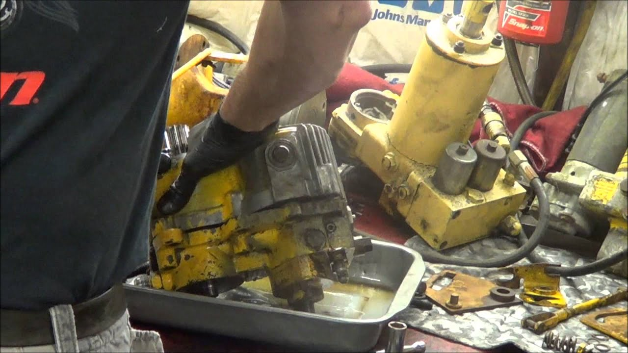 5 22 13 cub cadet 129 hydrostatic pump repair assessment [ 1280 x 720 Pixel ]