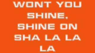 The Kooks - Shine On w/lyrics