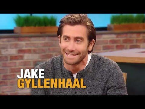 Jake Gyllenhaal on Watching Himself on Screen