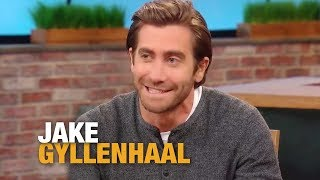 Jake Gyllenhaal on Watching Himself on Screen