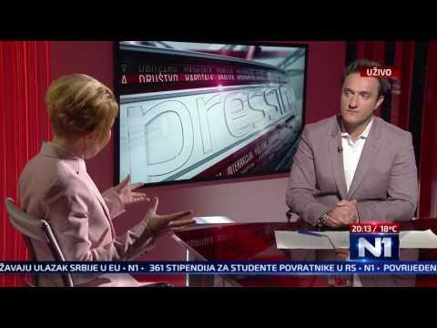 N1 Pressing: Snježana Kordić (29.3.2017)