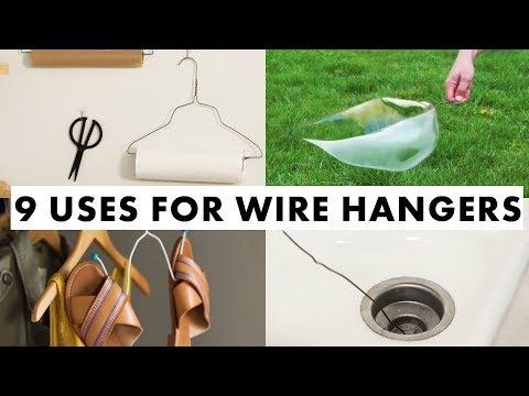 9 Uses for Wire Hangers - HGTV Handmade